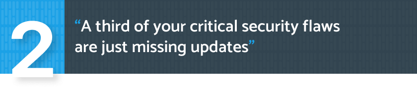 Critical security flaws image