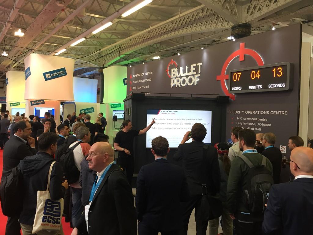 Bulletproof presentation Infosec 2017