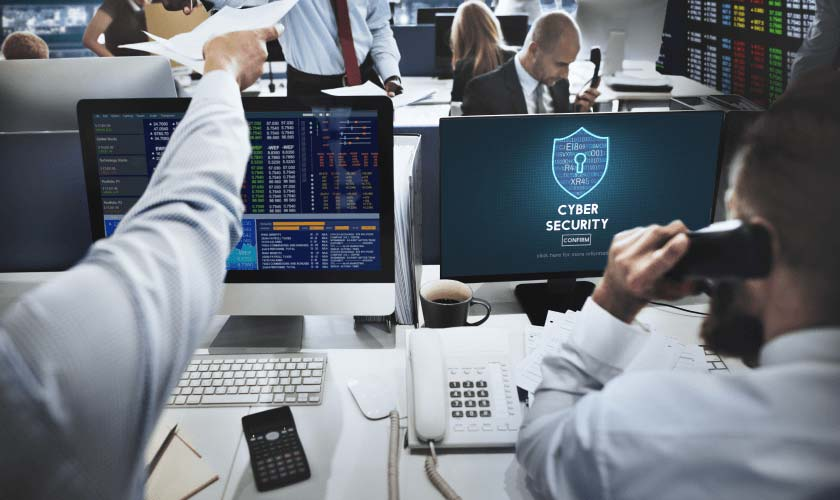 Cyber security money pit