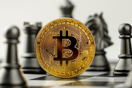 Bitcoin on a chessboard