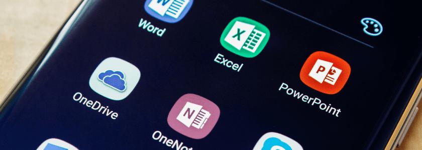 Cloud application services (Office 365, G Suite, etc)