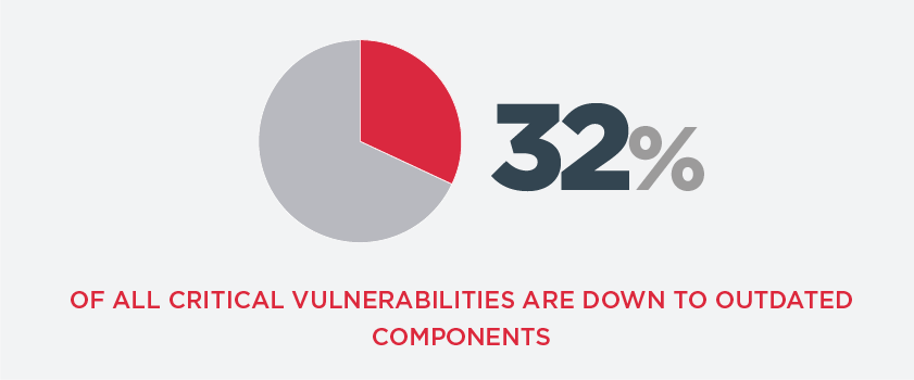 Critical Vulnerabilities Graphic