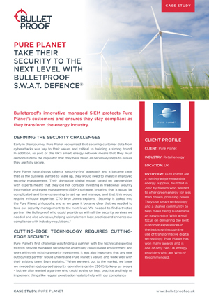 Download our case study on S.W.A.T. Defense