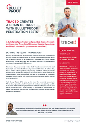 Download our case study on penetration testing