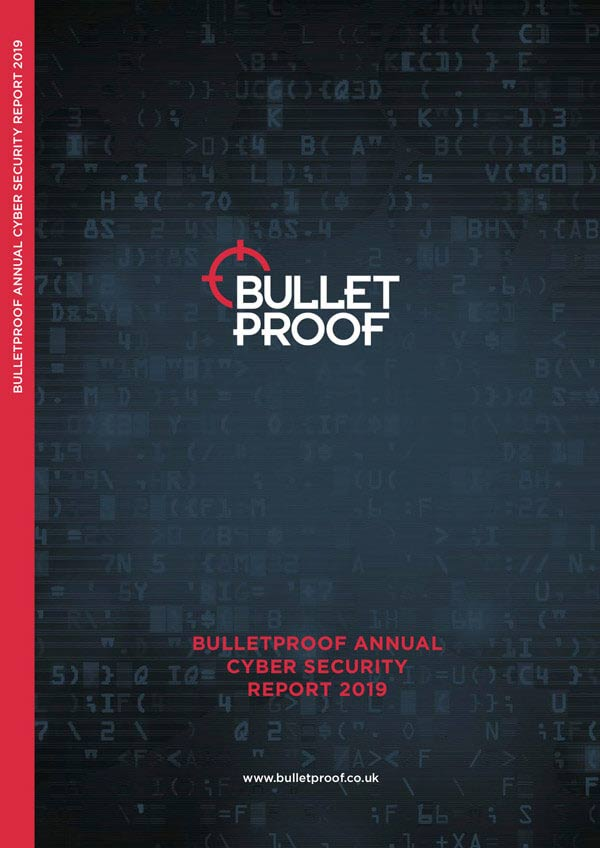 Download our 2019 annual cyber security report