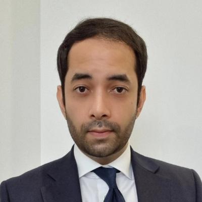 Ali Ahsan Headshot