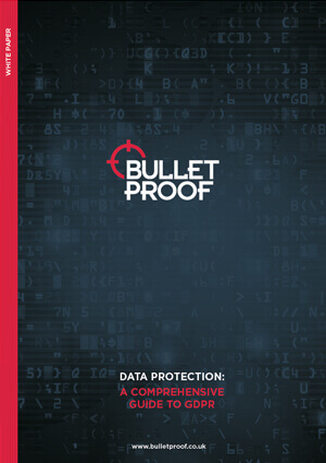 Download our free white paper on data protection & GDPR
